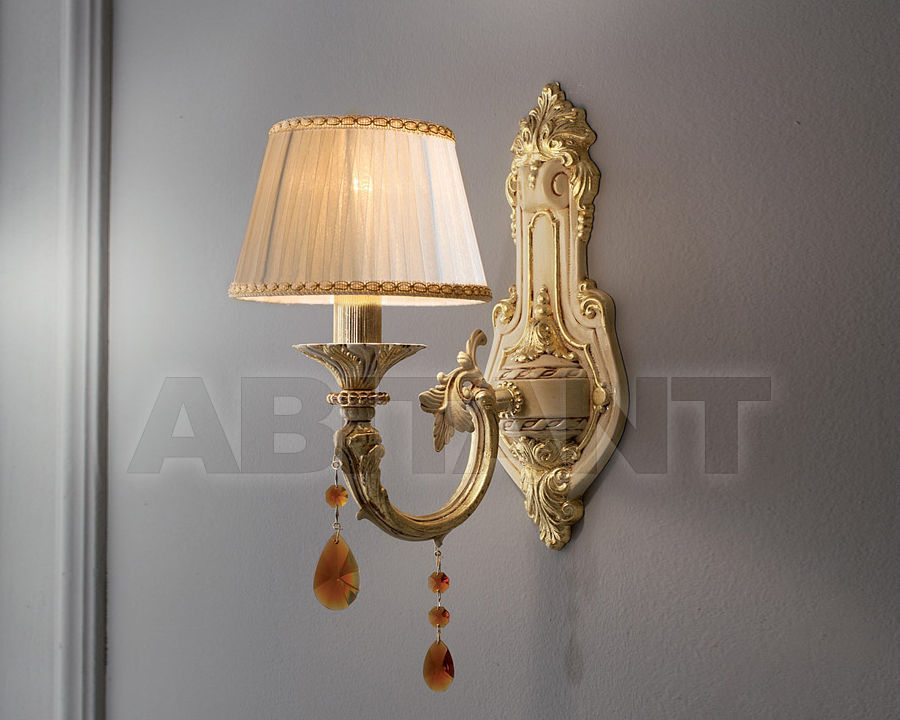 Купить Бра Ciciriello Lampadari s.r.l. Lux Petra Applique 1