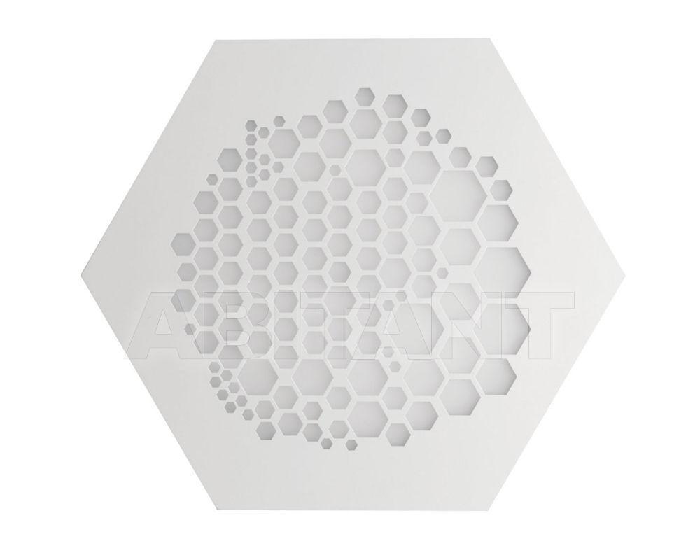 Купить Светильник настенный Ciciriello Lampadari s.r.l. Ondaluce PL.ALVEARE/GR