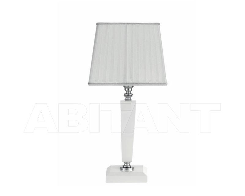 Купить Лампа настольная Ciciriello Lampadari s.r.l. Ondaluce LT.CHERUB/BCO