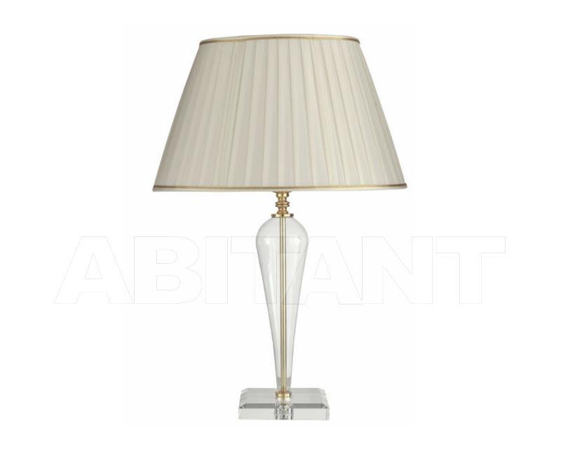 Купить Лампа настольная Ciciriello Lampadari s.r.l. Ondaluce LG.RAVEL/ORO