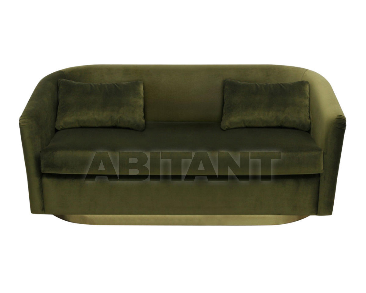 Купить Диван Brabbu by Covet Lounge Upholstery EARTH 2 SEAT SOFA