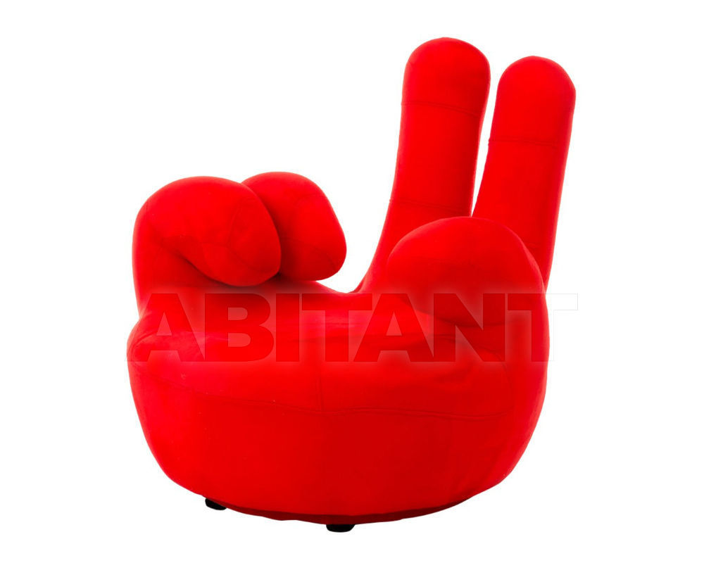 Купить Кресло VICTORY RED F.lli Tomasucci  RELAX 0755