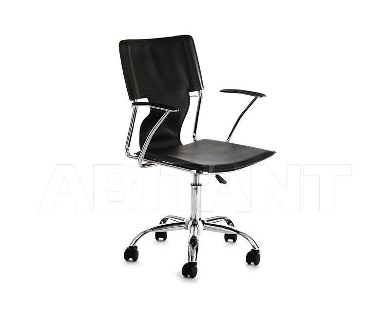 Купить Кресло LYNX BLACK F.lli Tomasucci  UFFICI 1446