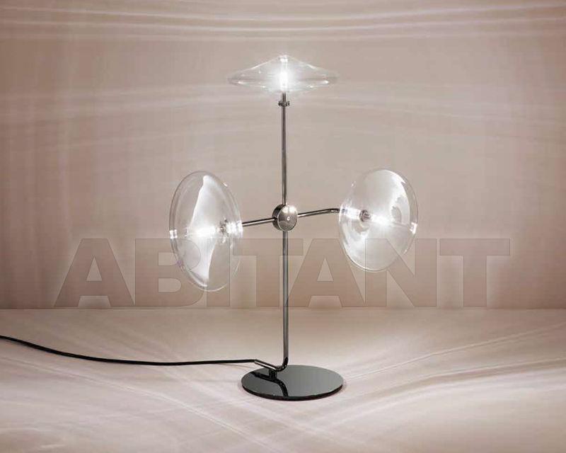 Купить Лампа настольная ESSENZA Fisionarte S.r.l. 2019 LT.1009/3/CNL VTBP.1009