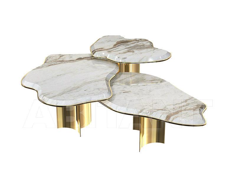 Купить Столик журнальный Private Label GOLD CASTLE FUSION | Center Table