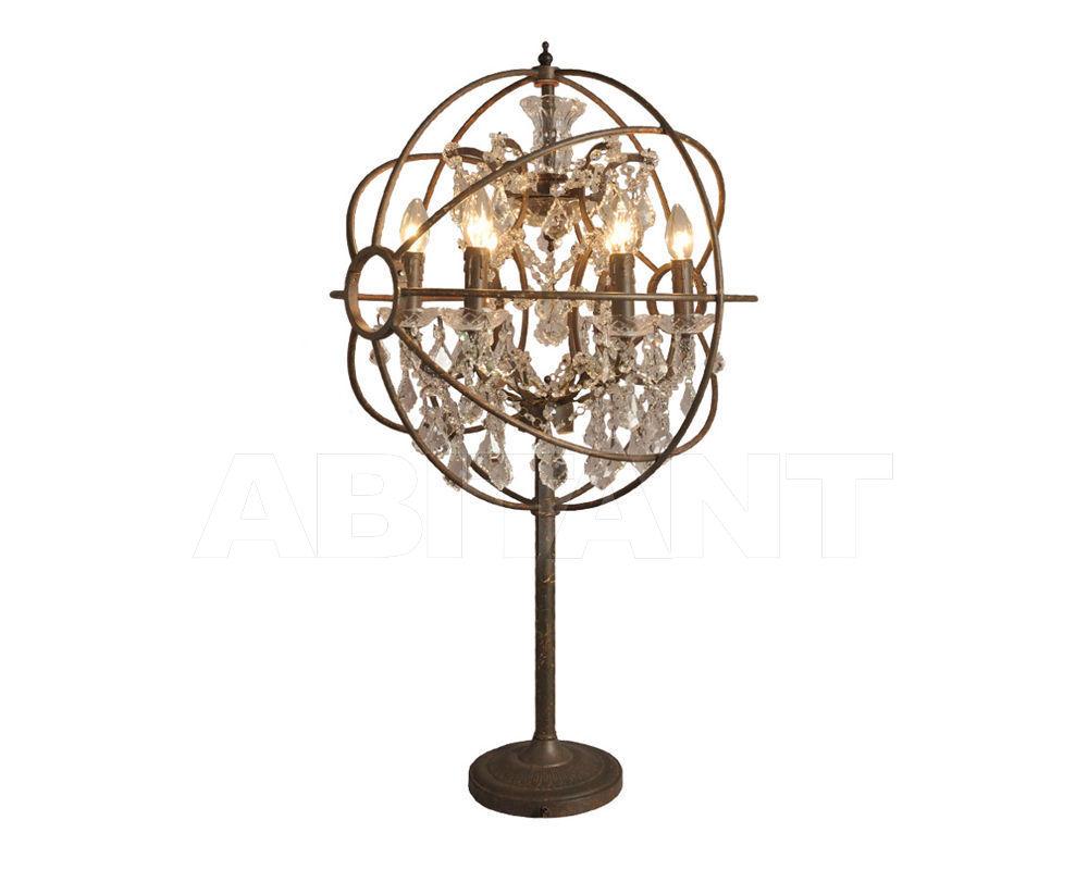 Купить Лампа настольная IRON ORB Gramercy Home 2019 TL014-6-LRR