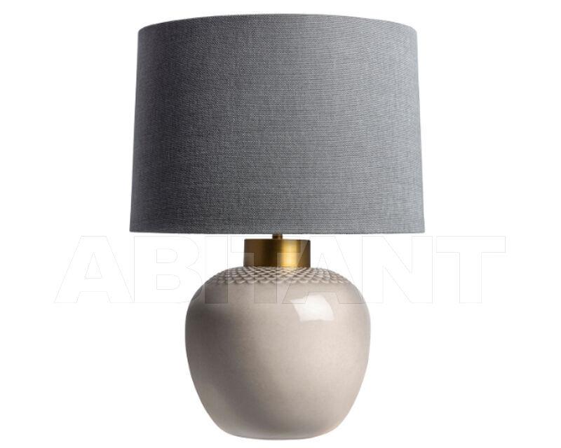 Купить Лампа настольная Alba Heathfield 2020 TL-ALBA-ABRS-GREY