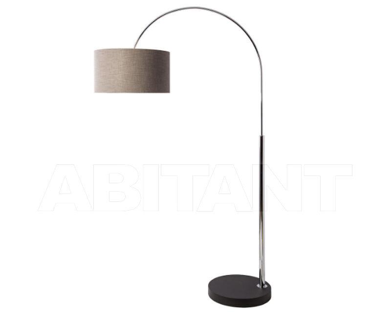 Купить Лампа напольная Reach Heathfield 2020 FL-REAC-CHRO