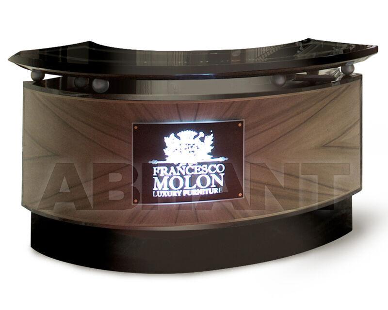 Купить Стойка-ресепшн COLUMBUS CIRCLE Francesco Molon 2020 R600