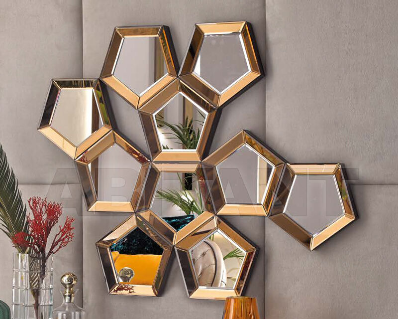 Купить Зеркало настенное Morello Gianpaolo 2020 2683/W