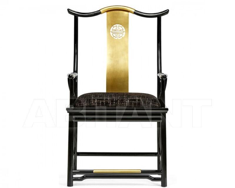 Купить Стул с подлокотниками Jonathan Charles Fine Furniture JC MODERN - FUSION COLLECTION 500250-AC1-LBG-F048