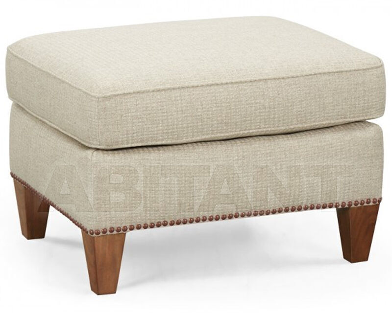 Купить Пуф Jonathan Charles Fine Furniture 2021 496042-WBL-F037