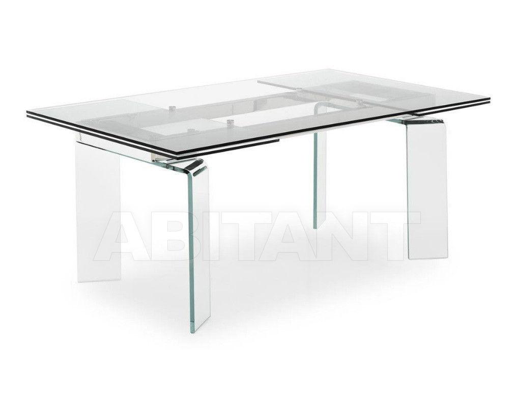Купить Стол обеденный TOWER GLASS Calligaris  Dining CS/4057-RV