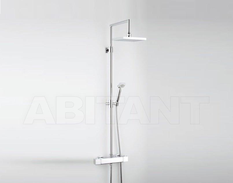 Купить Душевая система THG Bathroom G79.6527CD Cubica