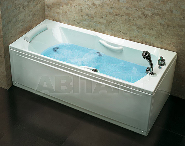 Купить Ванна гидромассажная BluBleu Timeless White Liza