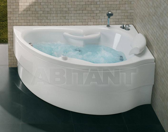 Купить Ванна гидромассажная BluBleu Timeless White Hera