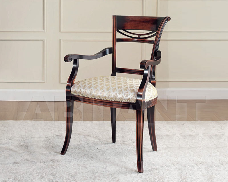 Купить Стул с подлокотниками BS Chairs S.r.l. Raffaello 3141/A 2