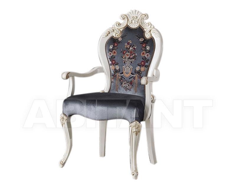 Купить Стул с подлокотниками BS Chairs S.r.l. Tiziano 3343/A