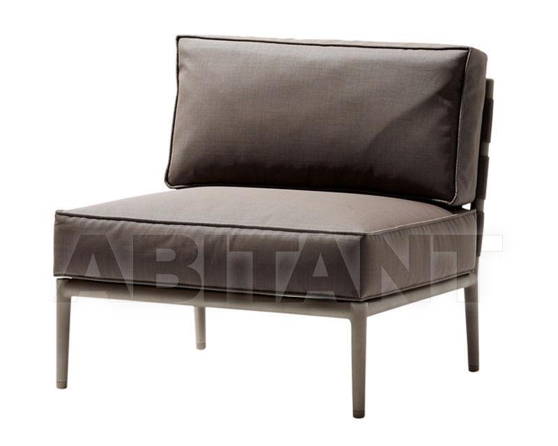 Купить Кресло для террасы Conic  Cane Line 2014 8438TSB