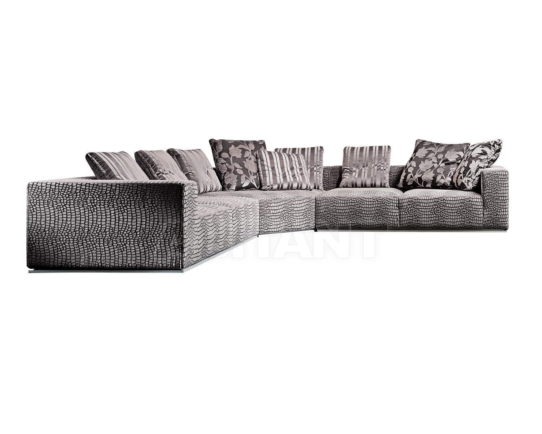 Купить Диван Formerin Contemporary Modern MY CLOON 2 x Divano terminale/Sofa with 1 arm + Angolo poltrona/Angle arm-chair