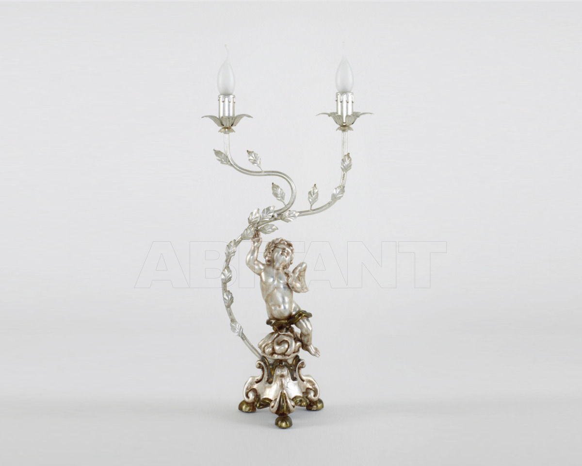 Купить Лампа настольная Agostini & Co. S.r.l.(Agos group) Mobili Colorati 2117.A08