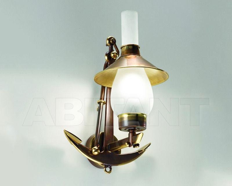 Купить Бра Cremasco Illuminazione snc Laguna Veneta 611/1AP-BRSF