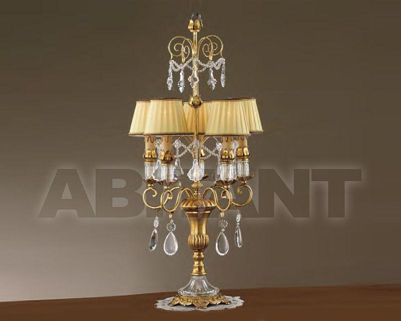 Купить Лампа настольная Epoca Lampadari snc  Epoca 2007 901/LG5