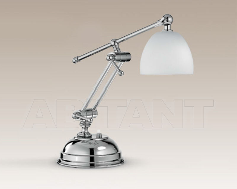 Купить Лампа настольная Cremasco Illuminazione snc Vecchioveneto 1890/1LU-CR