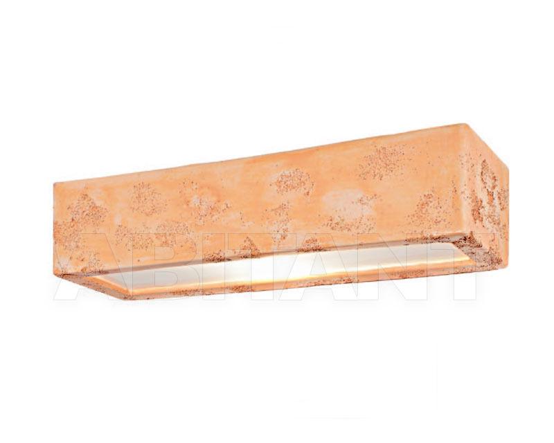 Купить Светильник настенный Florenz Lamp di Bandini Arnaldo & C. s.n.c. La Luce 2804.g2SA