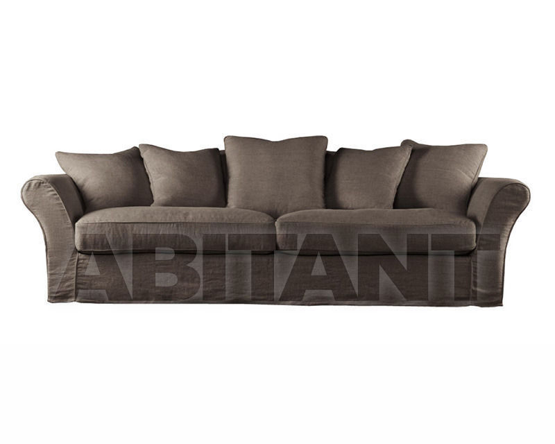 Купить Диван Sandy Hill Pillow Sofa Gramercy Home 2014 101.008L-F12-BLCH
