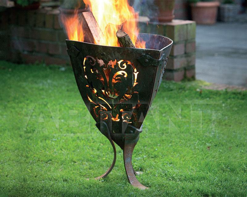 Купить Садовый камин-барбекю Robers Outdoor B8631