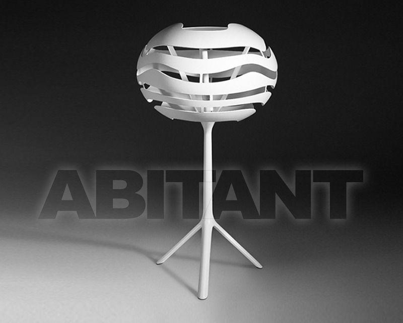 Купить Лампа настольная Grupo B.Lux Deco TREE SERIES T50 HALOG one-colour white