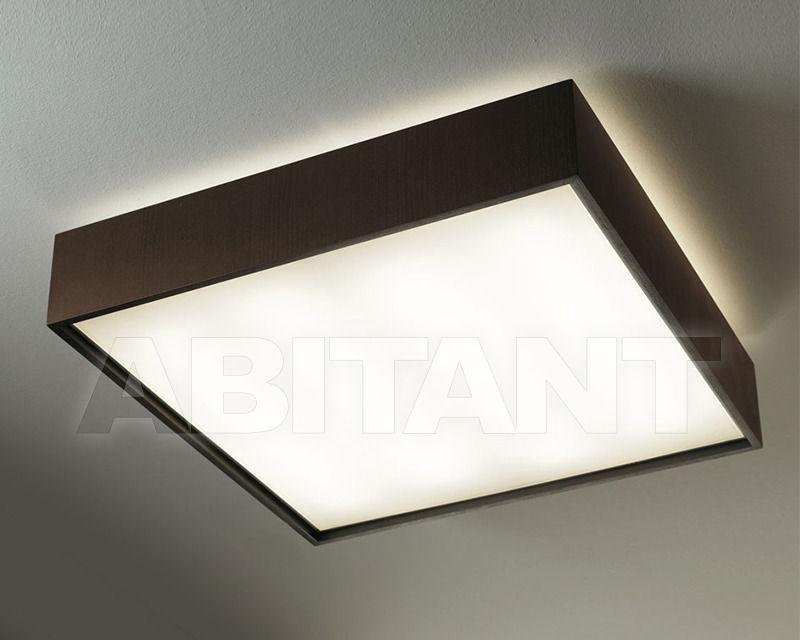 Купить Светильник Grupo B.Lux Deco QUADRAT 120x120 wenge Ceiling lamps