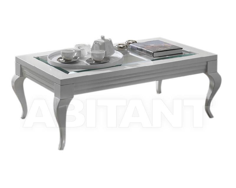 Купить Столик журнальный Monrabal Chirivella  S.L. Nilo 05150582 BLANCO