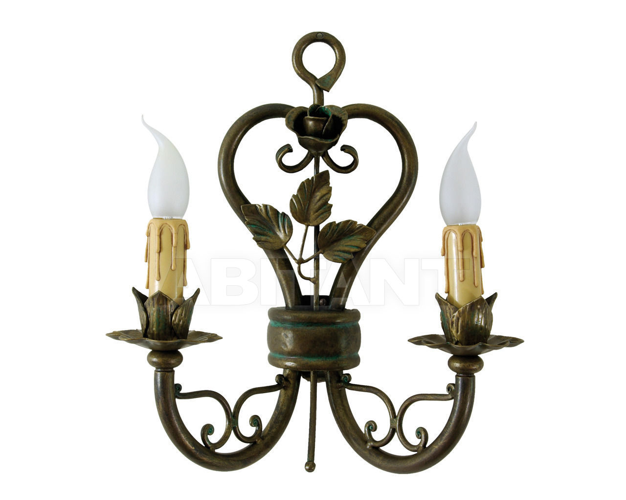 Купить Светильник настенный FMB Leuchten Schmiedeeisen Lampen Und Leuchten 94064