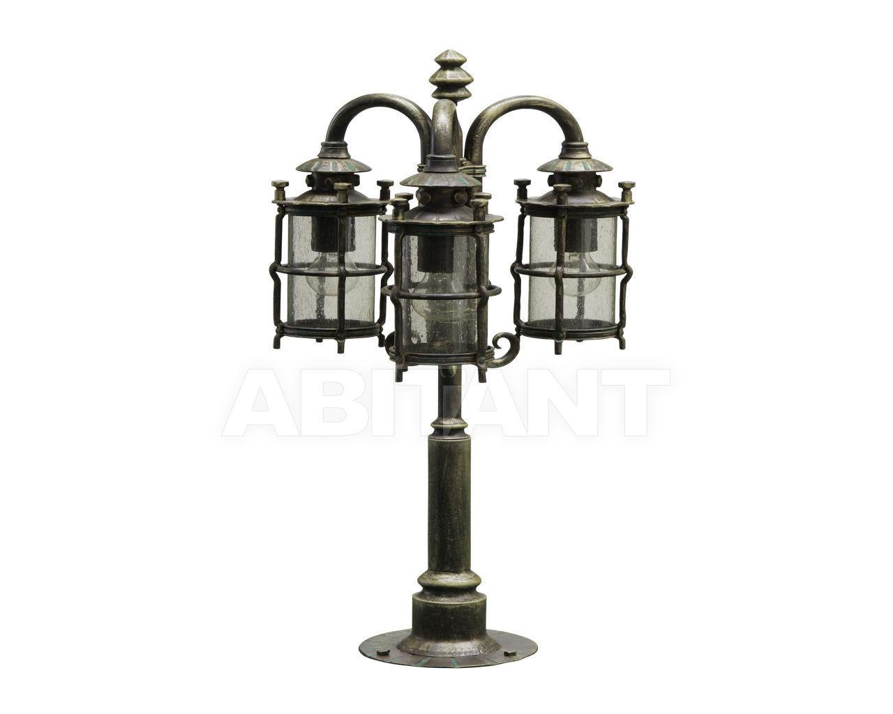 Купить Садовый светильник FMB Leuchten Schmiedeeisen Lampen Und Leuchten 90417