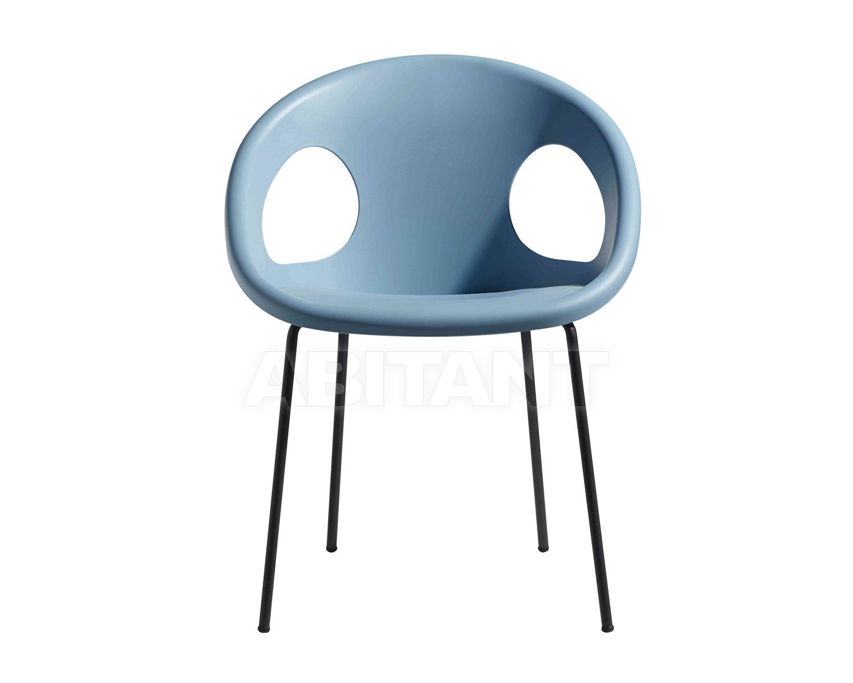 Купить Стул с подлокотниками DROP 4 LEGS Scab Design / Scab Giardino S.p.a. Marzo 2682 VA 62