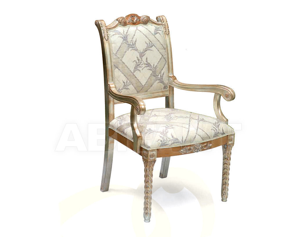 Купить Стул с подлокотниками Stil Salotti di Origgi Luigi e Figli s.n.c. Origgi Versailles chair2
