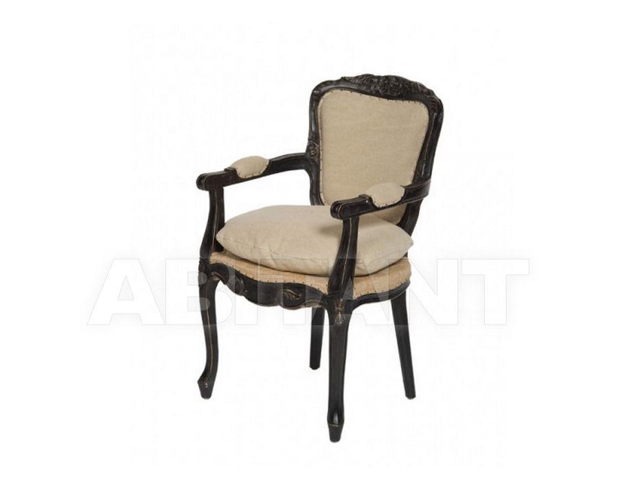 Купить Стул с подлокотниками Du Bout du Monde Autour De La Table 138013