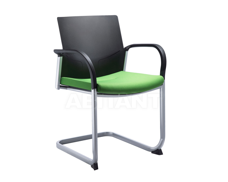Купить Стул с подлокотниками Is Connection Seating Ltd Task & Meeting MIS2E