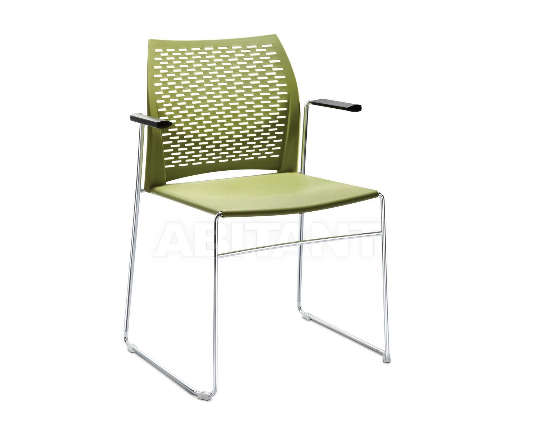 Купить Стул с подлокотниками Xpresso.three Connection Seating Ltd Task & Meeting MXP1c/qD