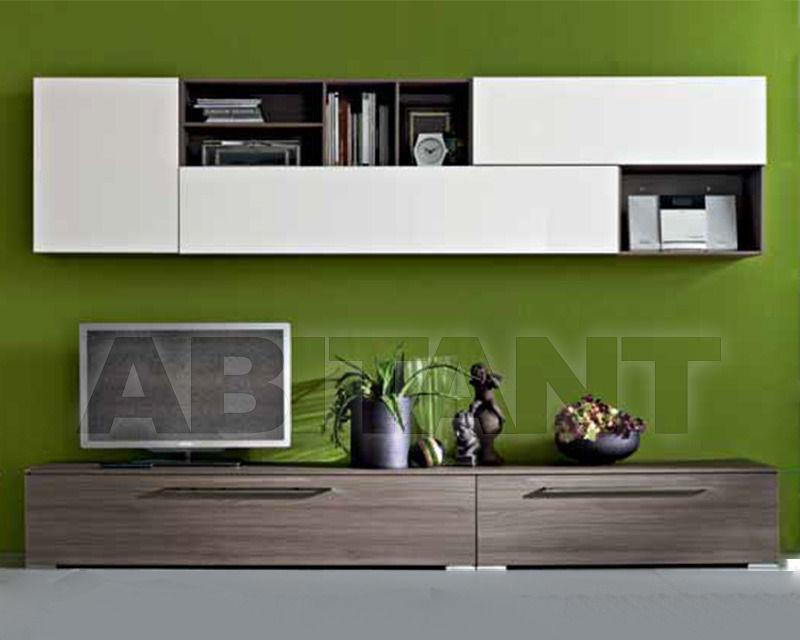 Композиция белая Imab Group S.p.A. QVL018 , каталог корпусной мебели ...