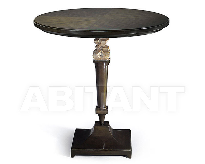 Купить Столик кофейный Christopher Guy 2014 76-0120 Coco/Italian Silver