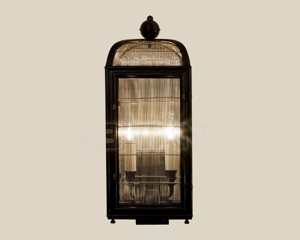 Купить Фасадный светильник Tall Blake Charles Edwards  2014 BR • 7 IP44