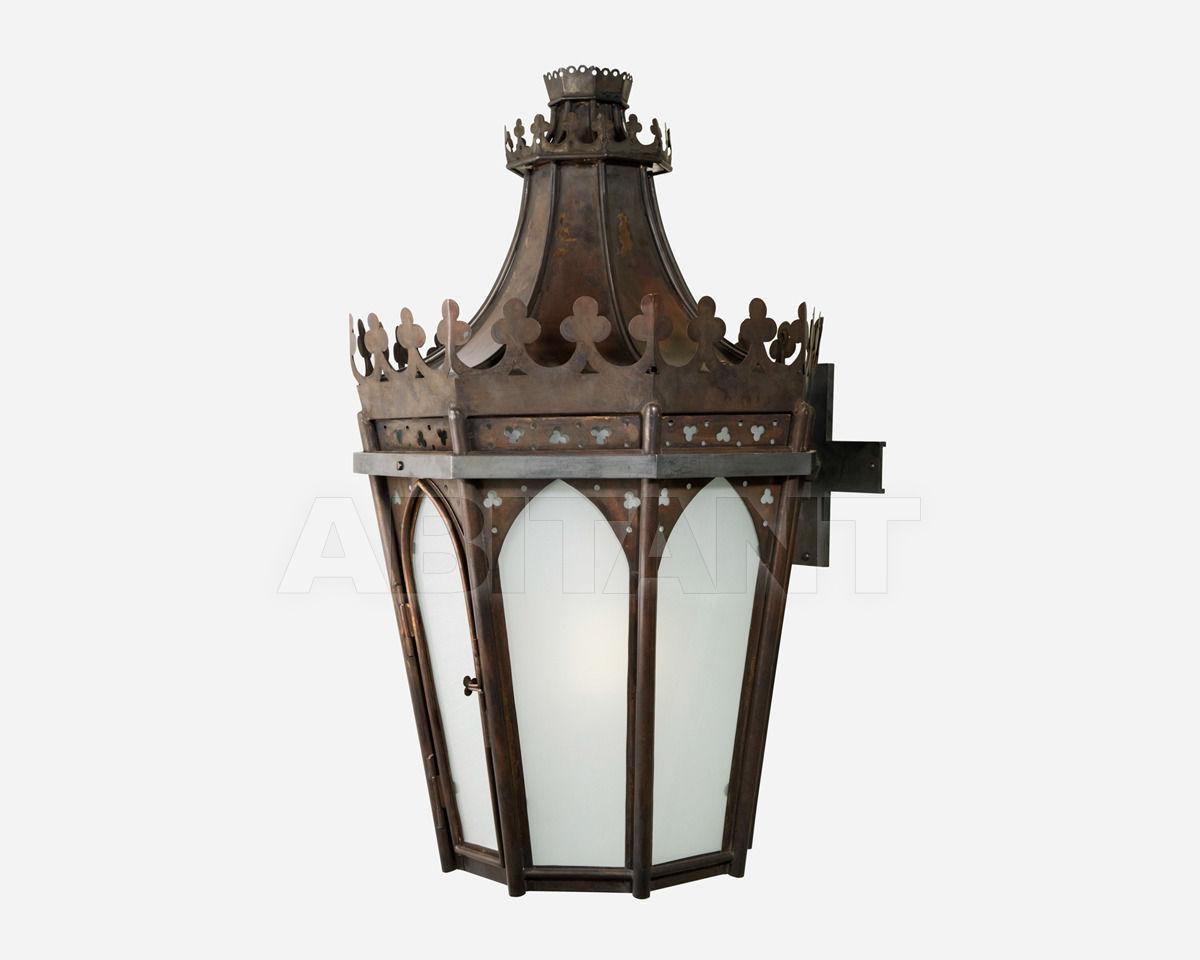 Купить Фасадный светильник Gothic Charles Edwards  2014 BR • 363 • ME IP44