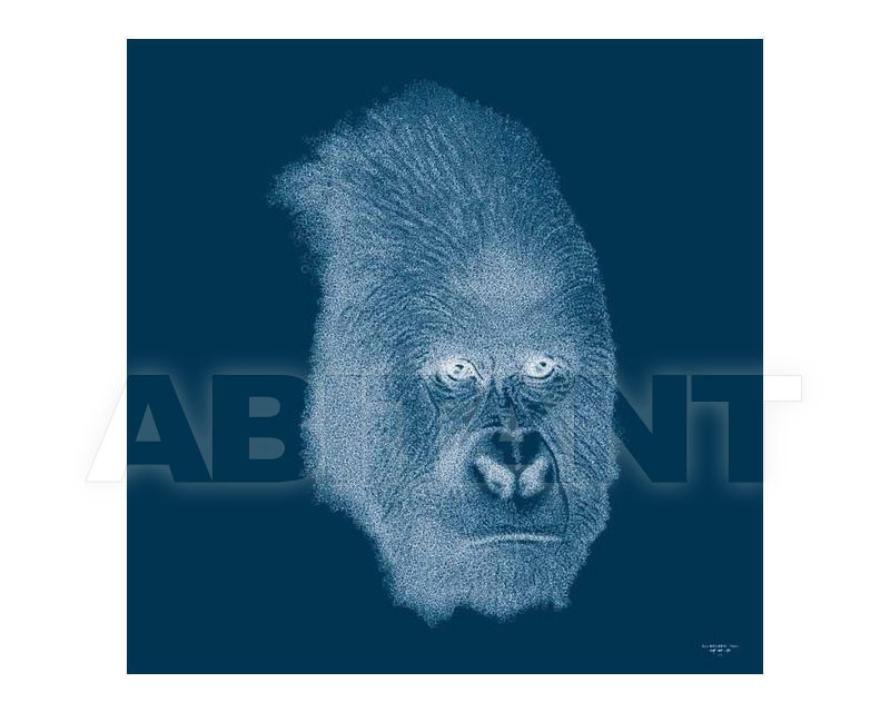 Купить Картина Mio International 2014 Digital Art Gorille