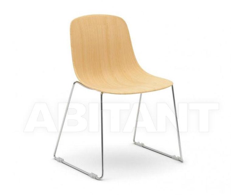 Купить Стул Infiniti Design Indoor PURE LOOP 3D WOOD SLEDGE