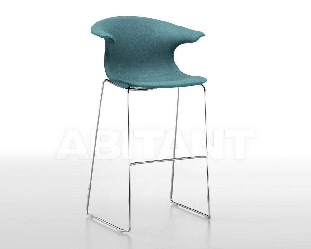 Купить Барный стул Infiniti Design Indoor LOOP BAR STOOL UPHOLSTERED 1