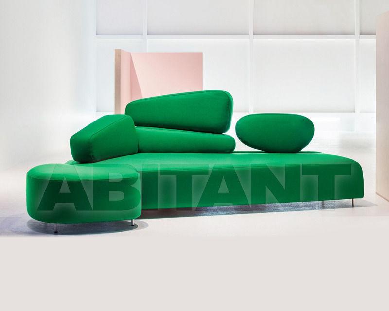 Купить Диван Mosspink Bruehl 2014 56390 + 56260 Green