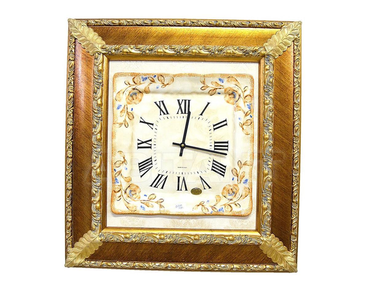 Купить Часы настенные Italia Cornici di Caccaviello Antonino Artistic Plates O350